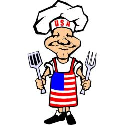 Uncle Sam clipart american person