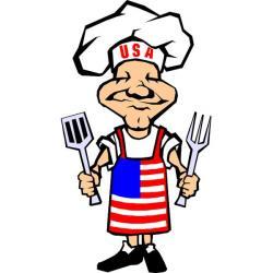 Uncle Sam clipart american person