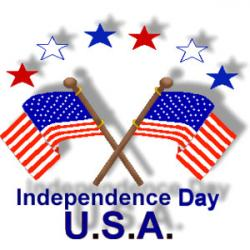 United States clipart independence