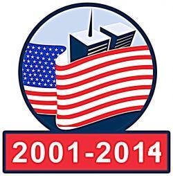 United States clipart september 11