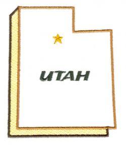 Utah clipart Utah Outline Png