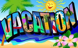 Caribbean clipart florida vacation