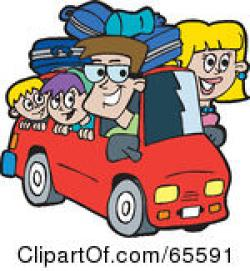 Vacation clipart family tour