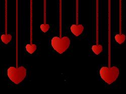 Hearts clipart string heart