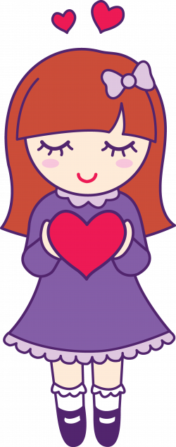 Hearts clipart girly