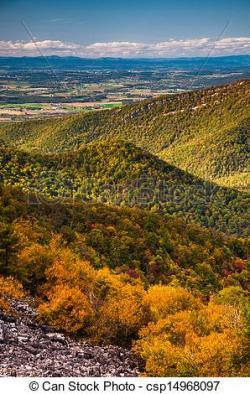 Valley clipart appalachian mountains