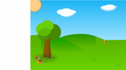Valley clipart park background