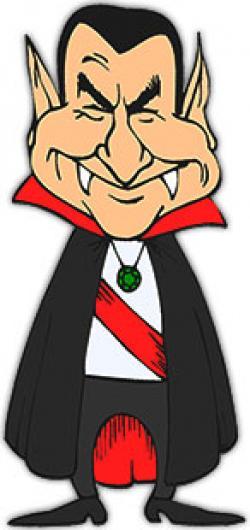 Dracula clipart cartoon