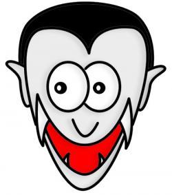 Dracula clipart mask