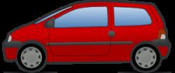 Vans clipart red van