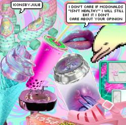 Vaporwave clipart introduce yourself
