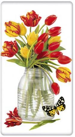 Vase-painting clipart spring tea