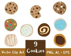 Baking clipart sugar cookie