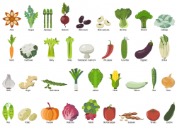 Okra clipart vegetable