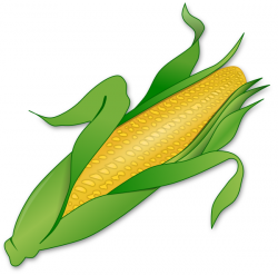 Vegetables clipart corn
