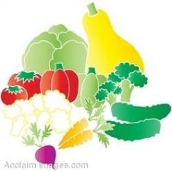 Squash clipart cauliflower
