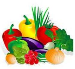 Vegetable clipart fresh vegetable