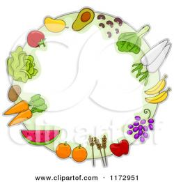 Vegetables clipart grain