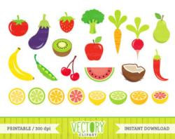 Vegetable clipart health