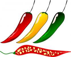 Pepper clipart sili