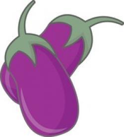 Eggplant clipart vegtable