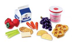 Yogurt clipart school snack