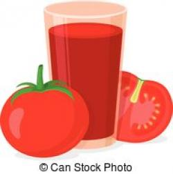 Vegetables clipart tomato juice