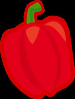 Capsicum clipart vegitables