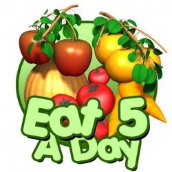 Fruits & Vegetables clipart healthy diet