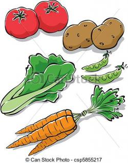 Fresh clipart vegetable patch