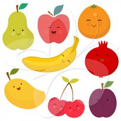 Vegetable clipart friut