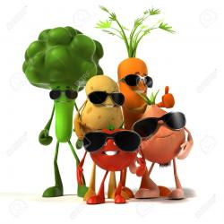 Vegetables clipart healthy lifestyle