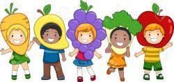 Fruits & Vegetables clipart nutrition