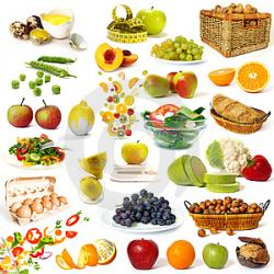 Vegetables clipart vitamins and mineral