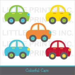 Ferry clipart toy car