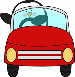 Departure clipart funny car