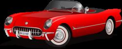 Chevrolet clipart corvette