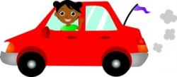 Vehicle clipart drive a