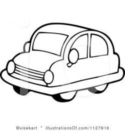 Taxi clipart car outline