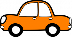 Vehicle clipart slow car