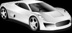 Futuristic clipart future car