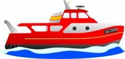 Raft clipart water transportation