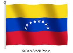 Venezuela clipart Venezuela Flag Clipart