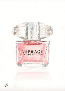 Versace clipart perfume
