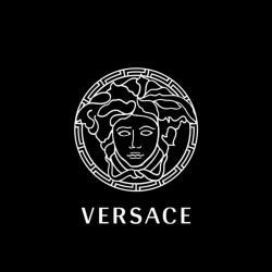 Versace clipart plain circle