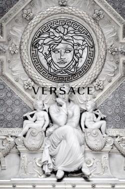 Versace clipart relief
