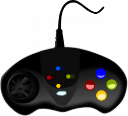 Joystick clipart game control