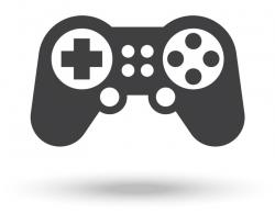 Joystick clipart video gamer