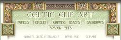 Celt clipart scottish