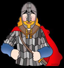 Viking clipart scandinavian